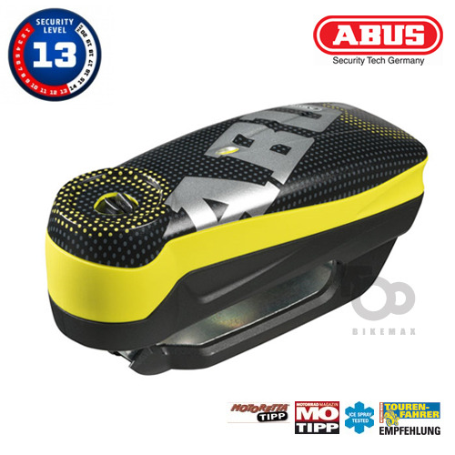 ABUSDetecto 7000RS1- 5mm yellow -Security LEVEL 13아부스락입점!!