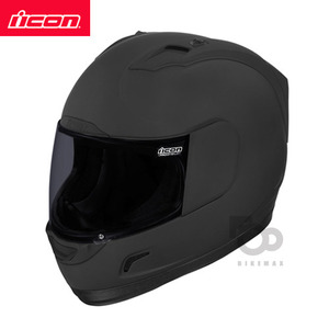 ICONALLIANCESOLID- matt black -아이콘헬멧입점!!!ICON HELMETS !!
