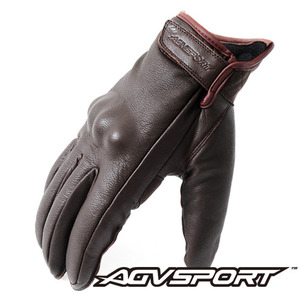 AGVSPORTCLASSICWINTER- brown -겨울용방한모델!!