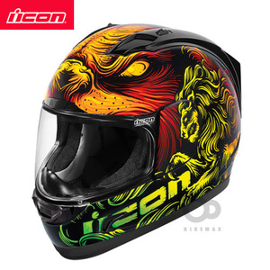 ICONALLIANCEMAJESTY- black -아이콘헬멧입점!!!ICON HELMETS !!