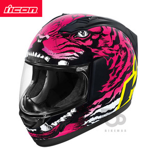 ICONALLIANCEBERSERKER- pink -아이콘헬멧입점!!!ICON HELMETS !!