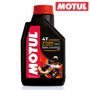 MOTULLUBRICANTS4T 100%ESTERSYTHETIC- 7100 -1개당가격!!모툴오일입점!!