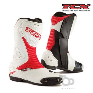 TCXS-SPORTOUREVO- white/red -TCX부츠입점!!
