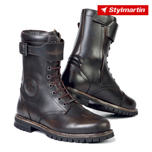 STYLMARTINCAFERACEROCKETWaterProof- brown -스타일마틴부츠입점!!