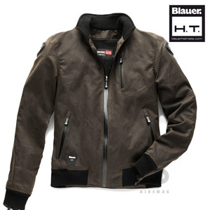 BLAUERINDIRECTWAX JACKET- brown -블라우어입점!!