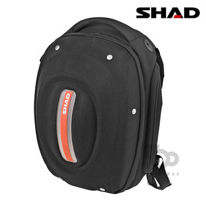 SHAD   SOFT BAG  BACKPACK  - black -    샤드입점!!
