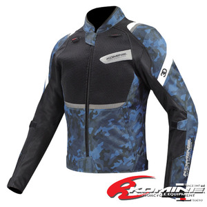 KOMINEAIR STREAMMESH JACKET JK-110코미네자켓입점!!
