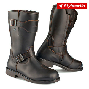 STYLMARTINTOURINGLEGEND RWaterProof- brown -스타일마틴부츠입점!!