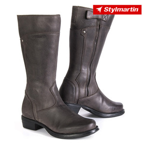 STYLMARTINTOURINGSHARONLADYWaterProof- brown -스타일마틴부츠입점!!