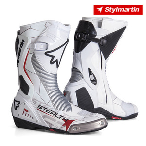 STYLMARTINRACINGSTEALTH EVO- white -스타일마틴부츠입점!!